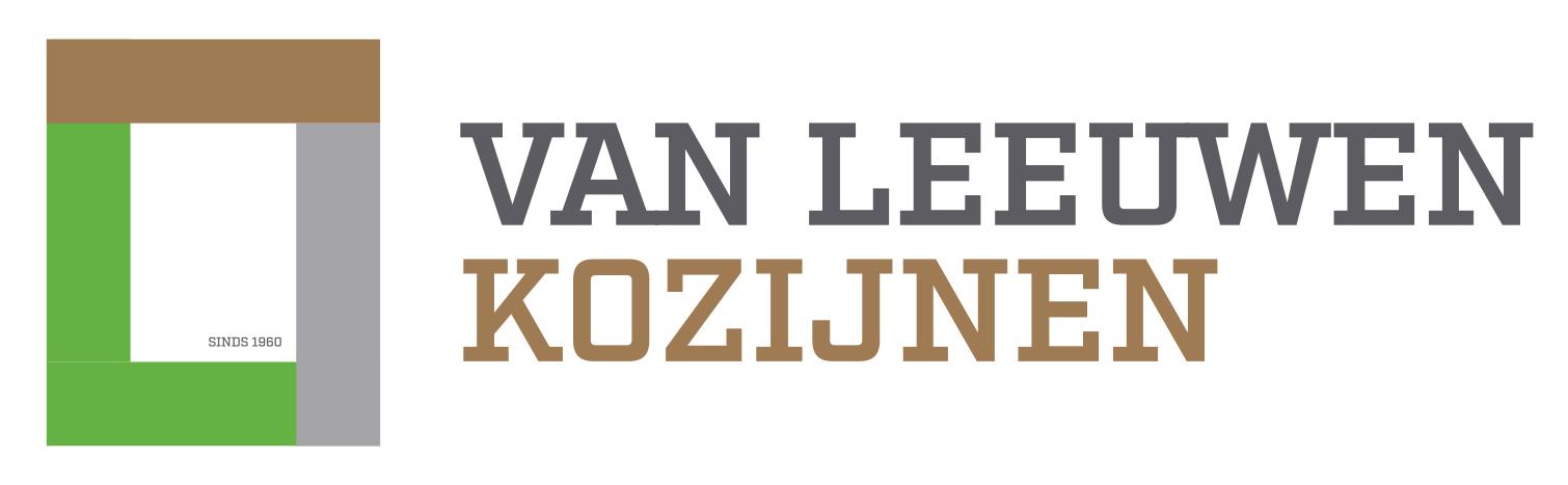 Een nieuw logo voor Van Leeuwen kozijnen