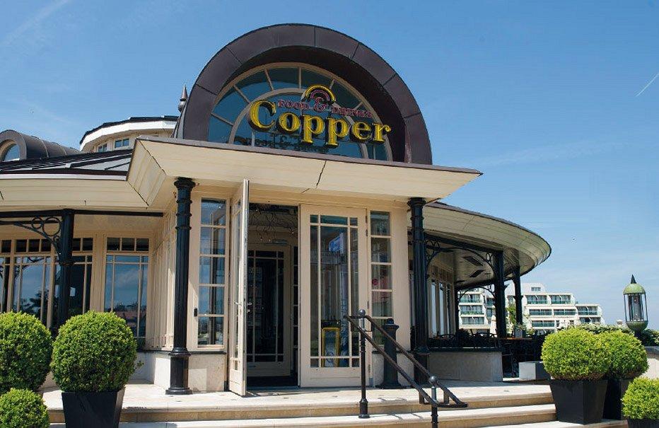 Restaurant Copper Noordwijk